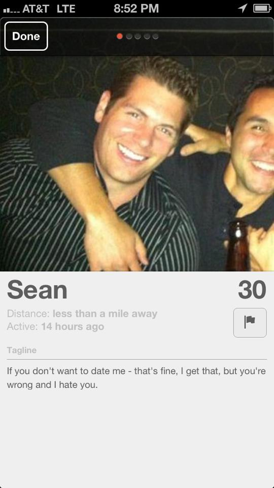 Best online dating taglines